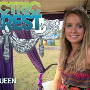 Electric Forest Monarch Contest 2014