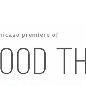 The Poor Theatre Company Presents: Good Thing