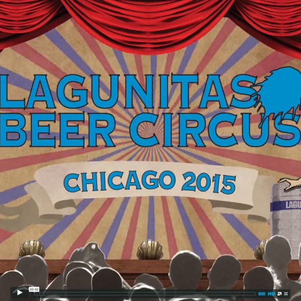 Lagunitas Chicago BeerCircus 2015