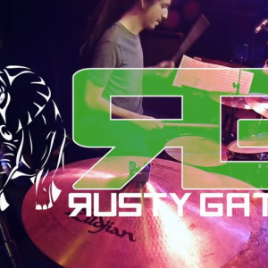 """Rusty Gates – """"Dustbuster"""" Live @ Martyr's 03.26.15"""