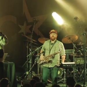 Hourglass- Turbo Suit (ft. ProbCause) @ Concord Music Hall – 12.27.14