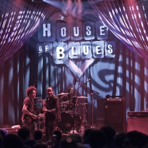 Dumpstaphunk & The Revivalists @ HOB Chicago 07.19.13