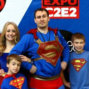 C2E2 [Chicago Comic & Entertainment Expo] 2013