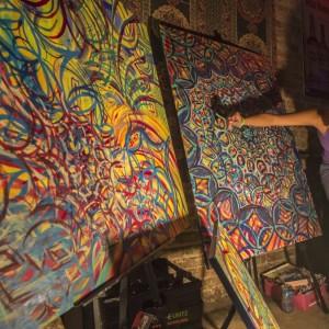 Sunsquabi & The Coop @ Reggie's Music Joint 11.29.13