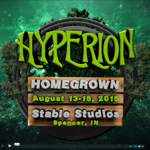 Hyperion Homegrown Music & Arts Festival 2015 [Official Recap]