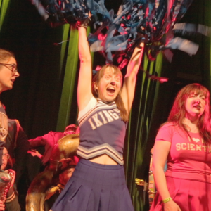 """Mucca Pazza Live @ Lincoln Hall 10.31.14 """"Holiday on Ice"""""""