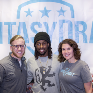 "FantasyDraft: ""TY Hilton Fan Experience"""