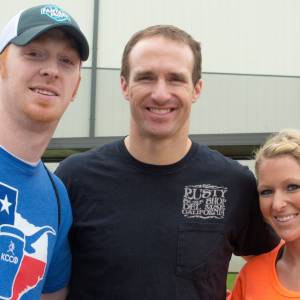 "FantasyDraft: ""Drew Brees Fan Experience"""