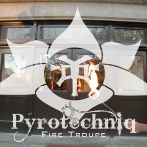 Pyrotechniq Fire Troupe: Mansion Walk-Through
