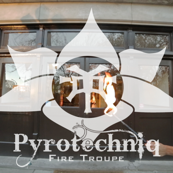 Pyrotechniq Fire Troupe: Mansion Walk-Through