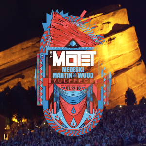 "The Motet @ Red Rocks – 7/22/2016 – ""The Truth"""